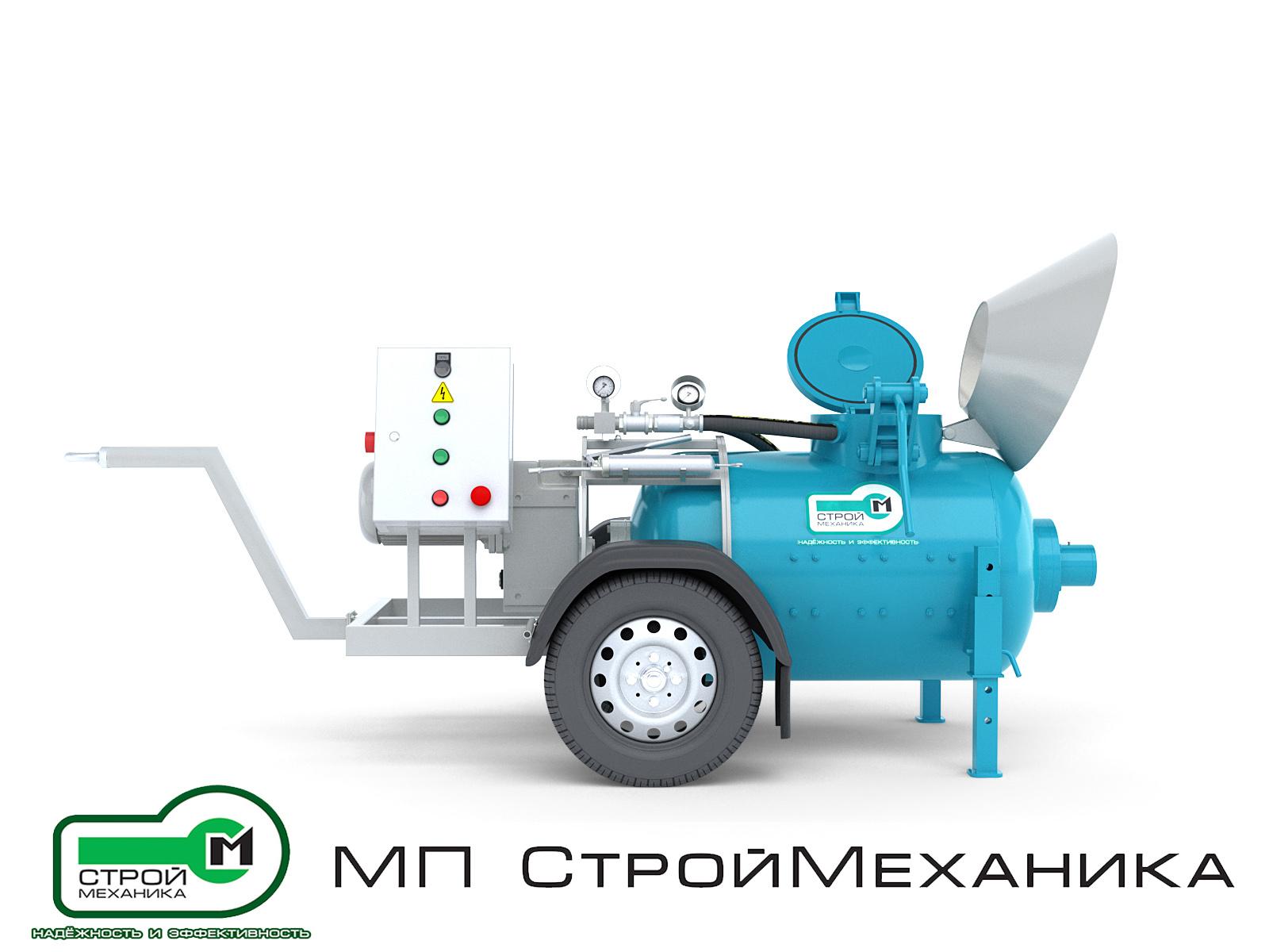 Пневмонагнетатель бетонной смеси крупнейшие производители бетона