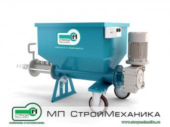 Винтовой (героторный) растворонасос СО 74.200 СОСНА - betonpump.com
